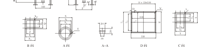 hmc脉冲袋式除尘器          二,hmc脉冲布袋除尘器工作原理,  含尘